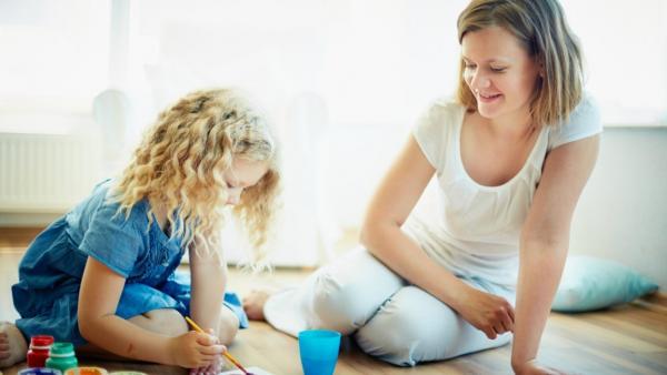 Роль матери в восприятии стрессовых ситуаций у ребёнка