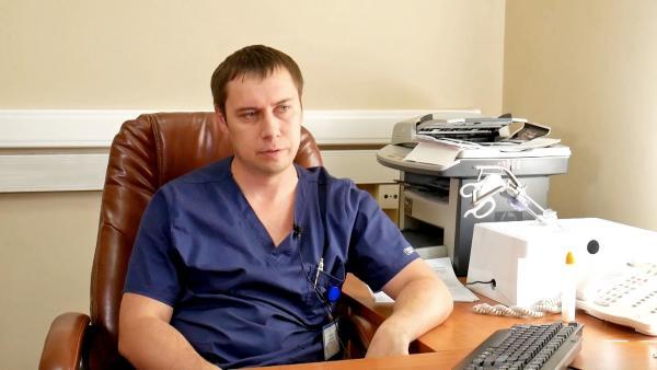 Диагностика и лечение аппендицита. Интервью с А.В. Балашовым