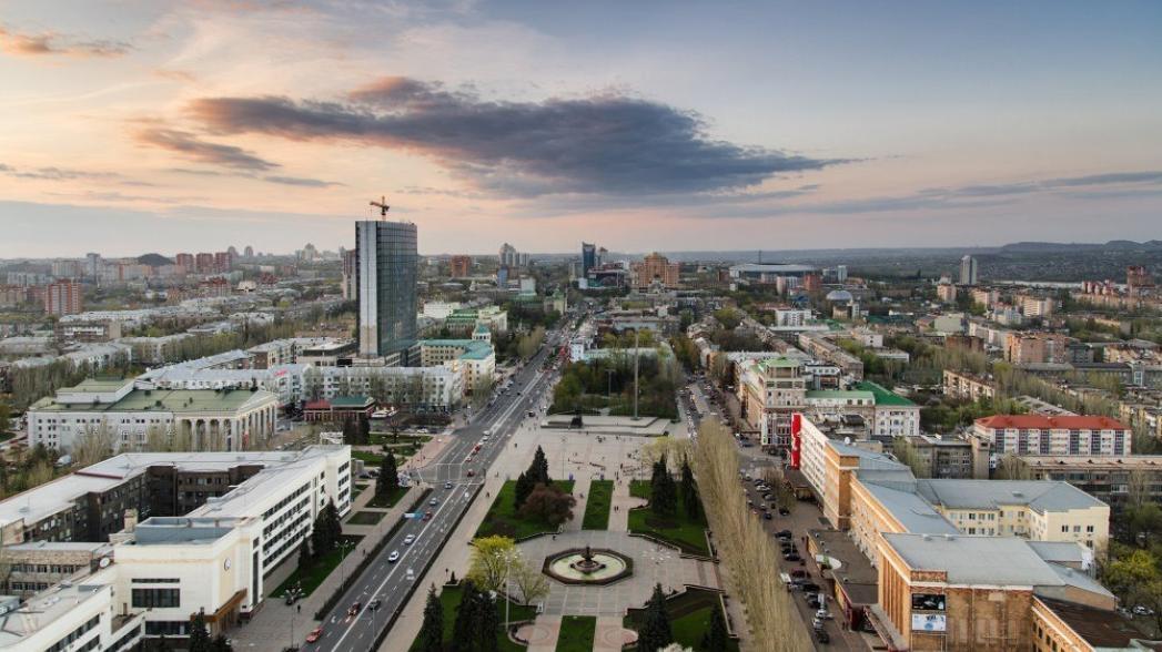 Открытие филиала ассоциации медицинских журналистов в Донецке